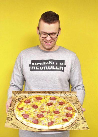 Antti ja hänen lempparipizza - Special Opera